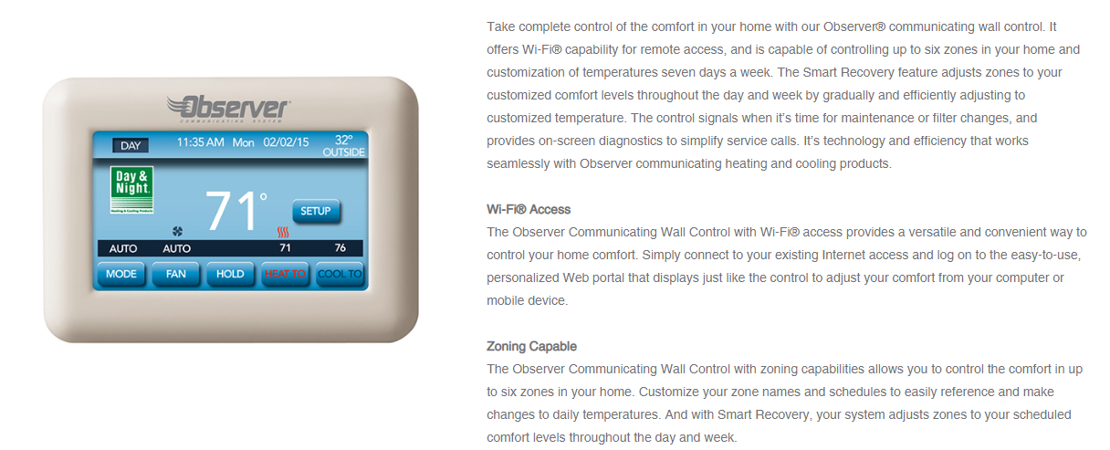 Smart Thermostats in Encino, Sherman Oaks, Studio City and the rest of Los Angeles & Ventura Counties